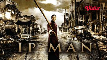 Nonton Aksi Donnie Yen dalam Film Ip Man di Vidio