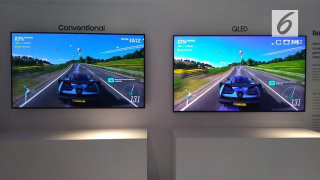 Samsung Pede TV Rp 1,5 Miliar Laku di Indonesia - Tekno