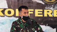 Eks Dansatsel Koarmada II Kolonel Laut (P) Iwa Kartiwa. (Merdeka.com)