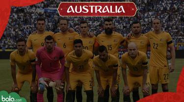 Berita Video Profil Tim Piala Dunia 2018, Timnas Ausralia