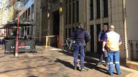 RS di Sydney, Australia yang dikirimi paket surat mencurigakan. (News.com.au)