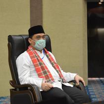 Ahmad Riza Patria terpilih menjadi Wagub DKI Jakarta. (Foto dari Humas DPRD DKI)