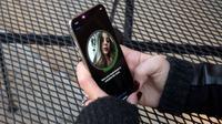 Fitur Face ID di iPhone X mampu dibobol anak berumur 10 tahun. (Doc: USA Today)