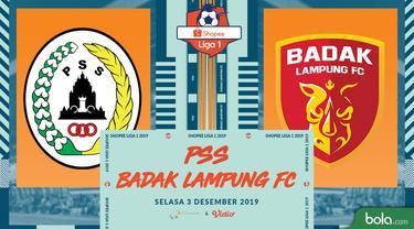 PSS Sleman Vs Badak Lampung FC