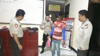Jufri, pencuri celana dalam di Palopo (Fauzan/Liputan6.com)
