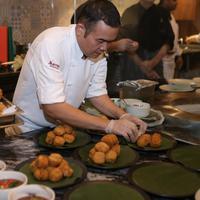 7 Chefs 14 Hands Ramadan Dinner   Marriott International