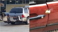 Life hack modifikasi pada kendaraan (Sumber: Brightside)