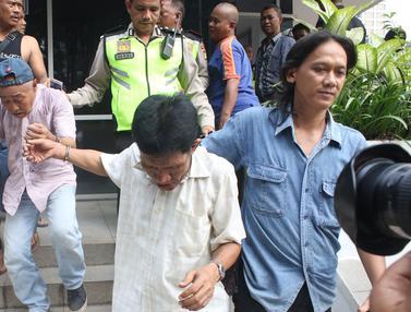 20170503-Polisi Tangkap Copet di Bundaran HI-Angga