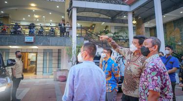 Persiapan Rampung, Bobby Nasution Pastikan Fasilitas Isoman Hotel Soechi Segera Aktif