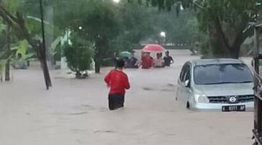 banjir meteseh