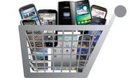 Ilustrasi belanja gadget secara online (nunikutami.com)