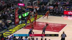 Berita video game recap NBA 2017-2018 antara Atalanta Hawks melawan Orlando Magic dengan skor 94-88.