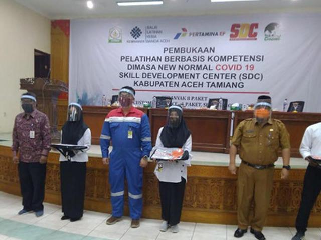 Lewat Sdc Blk Banda Aceh Tingkatkan Kompetensi Para Pencari Kerja Dan Disabilitas News Liputan6 Com