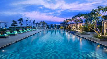 Ini 4 Rekomendasi Hotel dengan Kolam Renang Terbaik di Tangerang