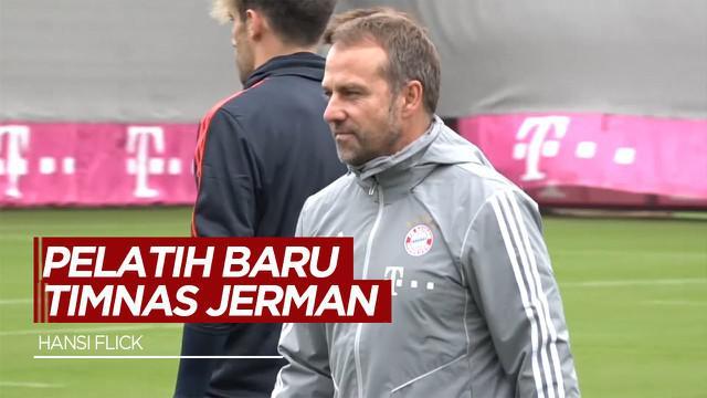 Berita Video Tinggalkan Bayern Munchen, Hansi Flick Resmi Tangani Timnas Jerman Usai Piala Eropa 2020