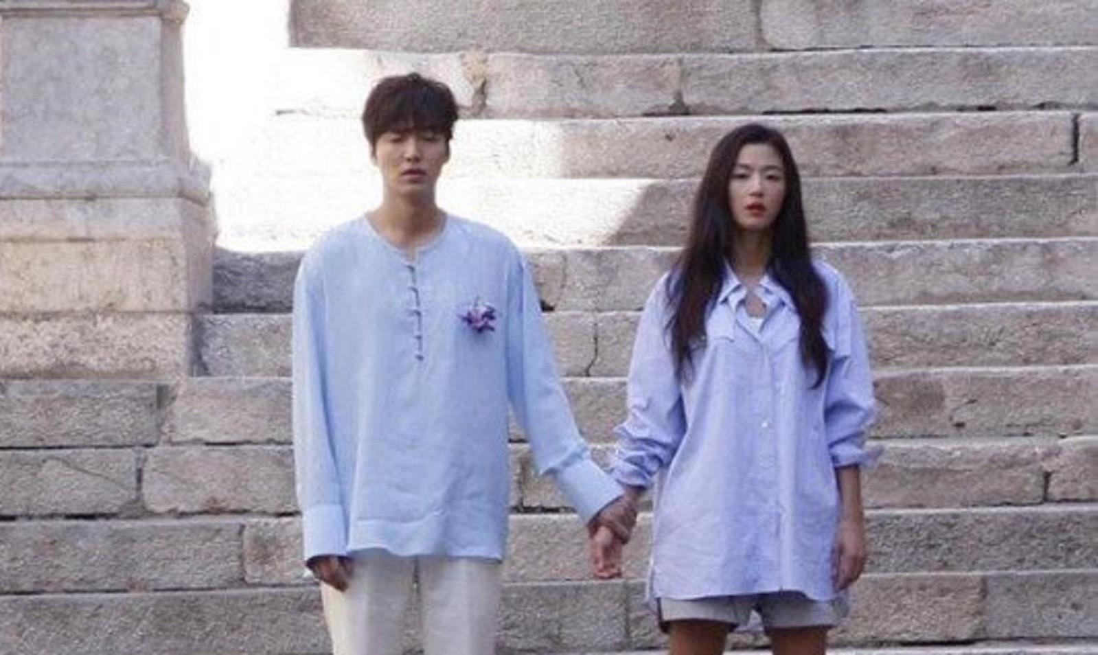 Legend of the Blue Sea yang diperankan Lee Min Ho dan Jun Ji Hyun