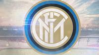 Logo Inter Milan - Saat ke Indonesia (Bola.com/Adreanus Titus)