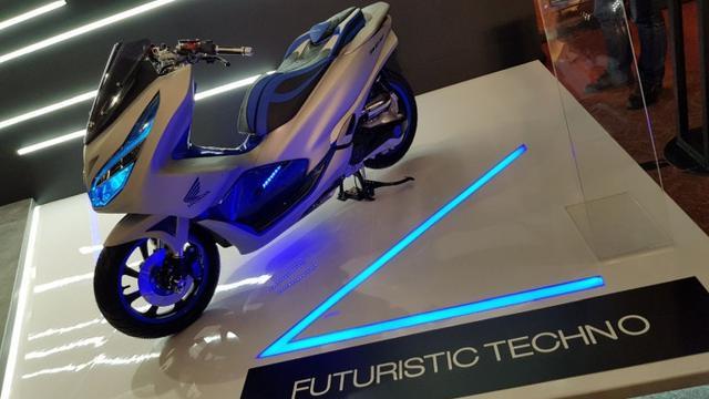 Deretan Modifikasi Honda Pcx Yang Menginspirasi Otomotif Liputan6 Com