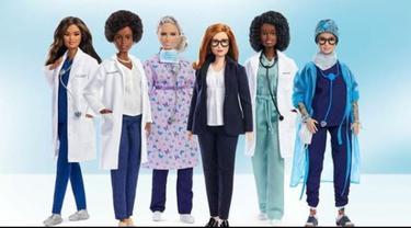 Ilmuwan Vaksin AstraZenecca Sarah Gilbert Jadi Inspirasi Boneka Barbie Terbaru