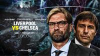 Liverpool VS Chelsea (Liputan6.com / Angga Priandika)