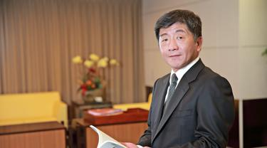 Menteri Kesehatan dan Kesejahteraan Taiwan, Dr. Shih-chung Chen (TETO)