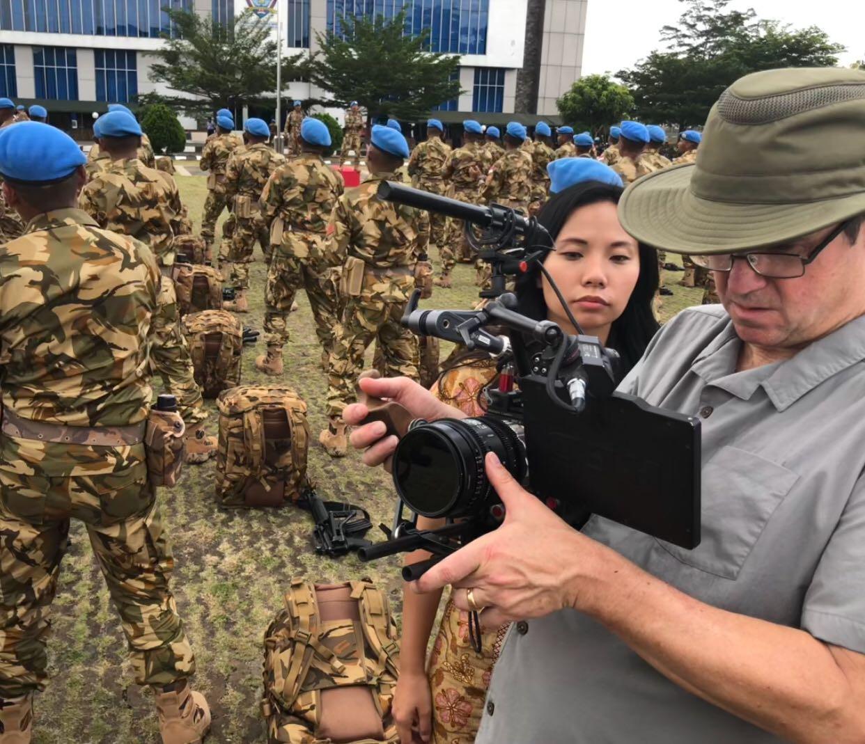 Sineas asal Tanah Air yang sudah mendunia, Livi Zheng. (Istimewa)