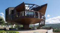 Desain Rumah yang Bisa Berputar 360 Derajat (sumber: worldarchitecture)