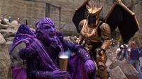 Beberapa penggemar maupun haters menganggap sosok antagonis X-Men: Apocalypse sangat mirip dengan musuh Power Rangers. (Foto: Viewerscommentary.com)