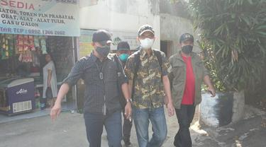 Kejaksaan Agung menangkap buronan Kejaksaan Tinggi (Kejati) DKI Jakarta (Kejaksaan Negeri Jakarta Selatan) tindak pidana penipuan atas nama terpidana Teuku Meurah Hasrul. (Istimewa)