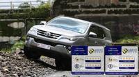 New Car Assesment Program for Southeast Asian Countries (ASEAN NCAP) menguji tabrak all new Fortuner, apa hasilnya?