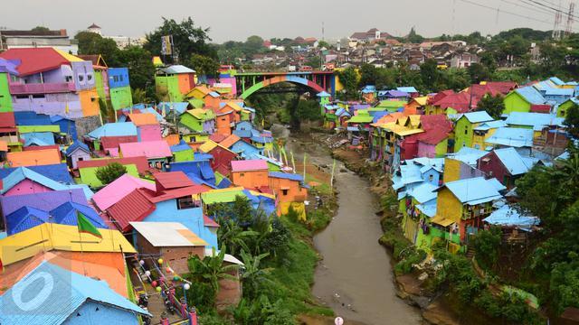 Peta Wisata Kota Malang Lengkap Ini 19 Destinasi Yang Paling Populer Hot Liputan6 Com