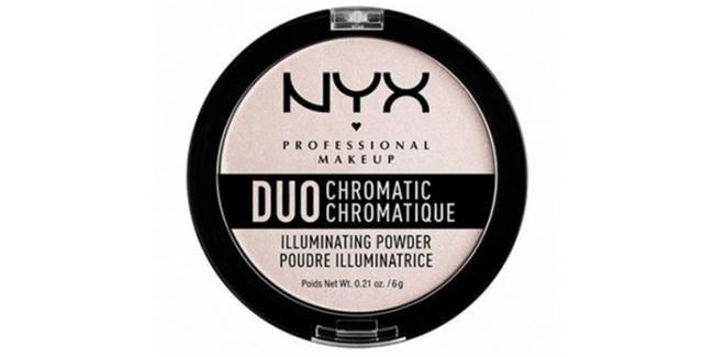 NYX Duo Chromatic Illuminating Powder/copyright sociolla.com