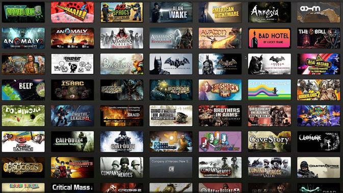 15 Juta Gamer Login ke Steam di Waktu yang Sama. (Doc: Steam)