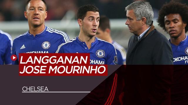 Berita Video tentang 6 Pemain Langganan Jose Mourinho di Chelsea, Termasuk Frank Lampard