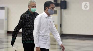 FOTO: Presiden Jokowi Kunjungan Kerja ke Jawa Tengah