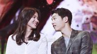 Song Joong Ki dan Song Hye Kyo (Yibada)