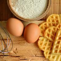 Resep kue waffle./Copyright pixabay.com/congerdesign