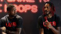 Dua Dunker dari Amerika Siap Hibur Pecinta Streetball di Jakarta (Liputan6.com /Thomas)