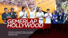 Berita video Sportylife kali ini mengenal event olahraga yang banyak dihadiri oleh bintang-bintang Hollywood, Veuve Clicquot Polo Classic.