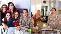 Ussy Sulistiawaty dan Andhika Pratama gelar acara akikah anak kelimanya. (Sumber: YouTube/Ussy Andhika Official)