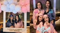 Baby Shower Nabila Syakieb dan Yasmine Wildblood (Sumber: Instagram)
