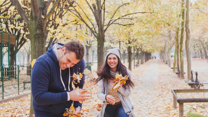 Pasangan ceria (Sumber: iStockphoto)