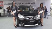 Nissan Grand Livina Special Version. (Yurike/Liputan6.com)