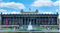 Museum dan Pusat Budaya di Eropa Siap Dibuka Kembali. (dok.Instagram @le7sani/https://www.instagram.com/p/B-OgUPgDYAq/Henry)