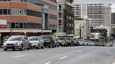 Selandia Baru Terapkan Lockdown Nasional
