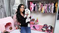 Demi memenuhi gaya hidup anjingnya yang mewah, perempuan ini rela keluarkan uang ratusan juta tiap bulan