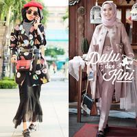 Hijab influencer ini tampil makin elegan dari tahun ke tahun. (Sumber foto: iymel/instagram)