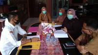 Kunjungan terkait syarat untuk memperoleh bantuan pemerintah