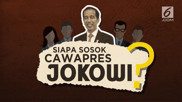 Berbagai nama dan kriteria disebut akan mendampingi Jokowi pada pemilihan presiden tahun 2019.