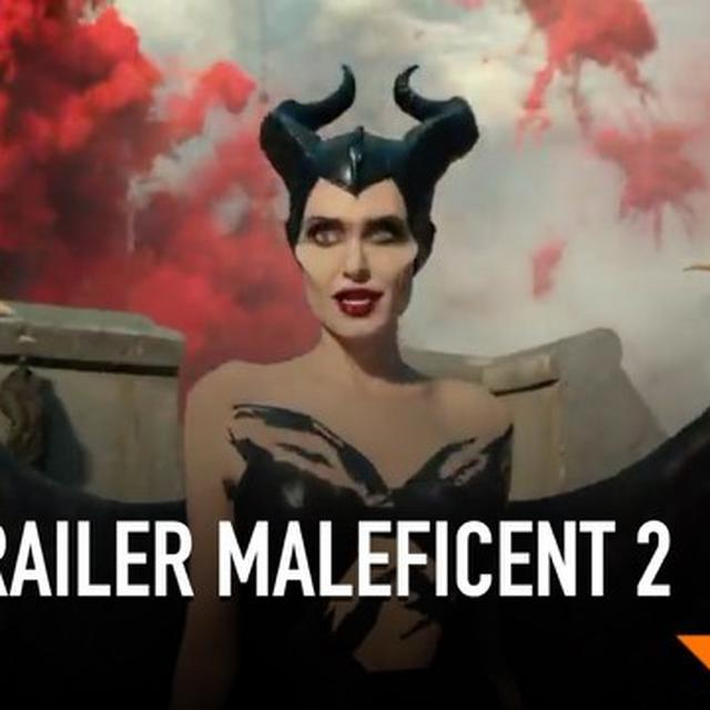 Video Angelina Jolie Hadir Kembali Di Maleficent 2